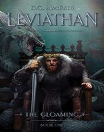 Leviathan: Enter a Uniquely Scottish Fantasy Realm (The Gloaming Book 1) - Book Cover