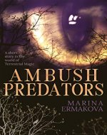 Ambush Predators: A Post-Apocalyptic Urban Fantasy Short Story (Jordan Sanders) - Book Cover