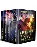 Leftover Girl: The Complete Series - Book Cover