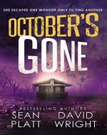 October's Gone: A Thrilling Post-Apocalyptic Survival Story - Book Cover