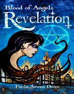 Revelation (Blood of Angels Book 1) - Book Cover