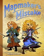 Mapmaker's Mistake - Book Cover