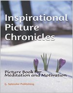 Inspirational Picture Chronicles: Picture Book for Meditation and Motivation - Book Cover