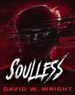 Soulless: A Supernatural Revenge Horror Story - Book Cover