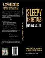 Sleepy Christians: How God Is Awakening The Church To The Present Reality Of His Kingdom - Book Cover