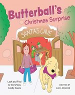 BUTTERBALL'S Christmas Surprise (Butterball the Poodle Book 3) - Book Cover