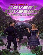 Full Circle: Covert Invasion - Book Cover