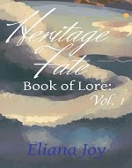 Heritage Fate Book of Lore: Vol. 1 - Book Cover