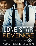 Lone Star Revenge: A Protecting Love Novella - Book Cover